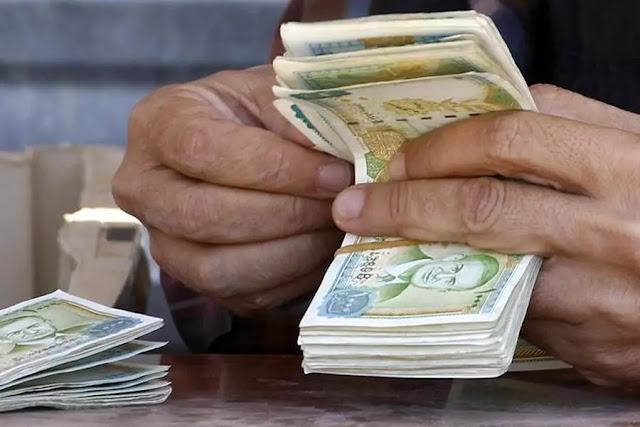 سعر صرف الليرة السورية والليرة التركية أمام العملات اليوم 23\4\2019