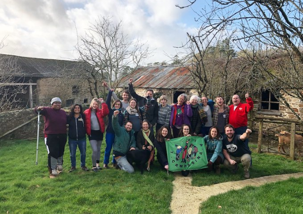 Currently recruiting in U.K: Land Workers' Alliance