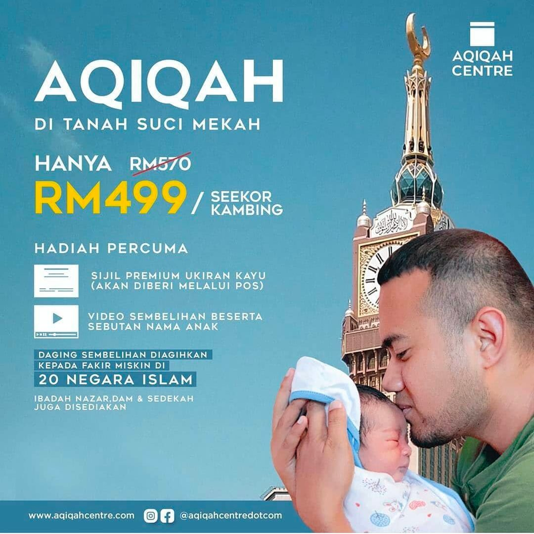 Aqiqah Qurban Online Aqiqah Centre