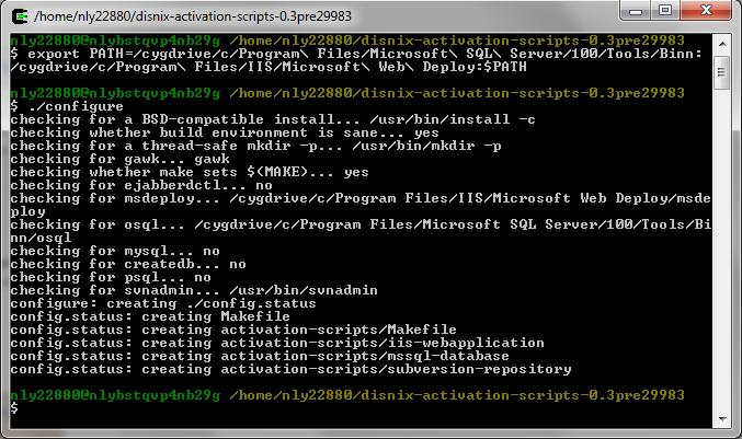 Sander van der Burg's blog: Deploying  NET services with Disnix