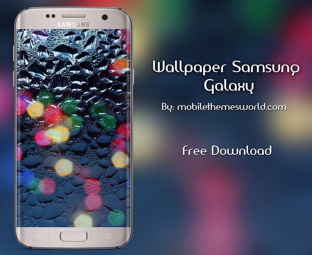 Free Wallpaper Phone: Water Light Wallpaper Galaxy S7 Edge