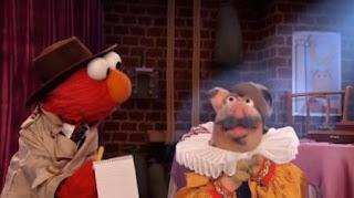 Sesame Street Elmo The Musical Detective the Musical.1
