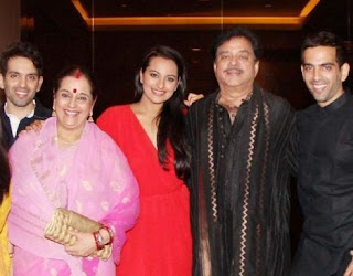 Sonakshi Sinha Family Husband Son Daughter Father Mother Marriage Photos Biography Profile.