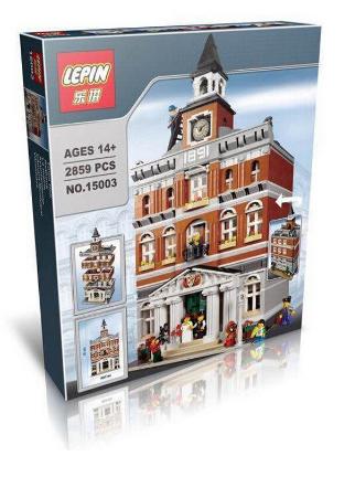 Its Not Lego Lepin Modular Buildings List