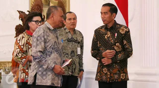 Jokowi Ajak KPK Kawal Penggunaan Dana Desa