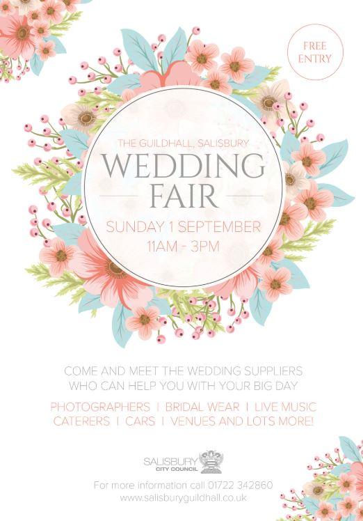 SALISBURY PLAIN HIVE INFORMATION: Wedding Fair - Salisbury