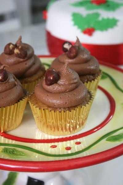 Receta-de-Cupcakes-de-avellanas-con-frosting-de-Nutella