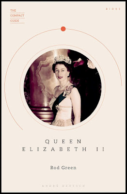 Queen Elizabeth II by Rod Green book cover