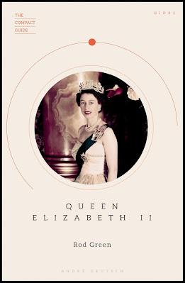 Queen Elizabeth II by Rod Green book cover