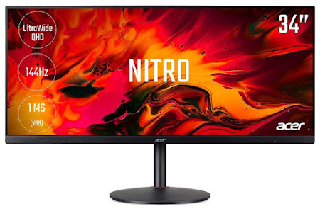 Acer Nitro XV340CKPbmiipphzx
