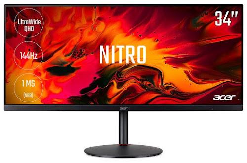 Acer Nitro XV340CK P