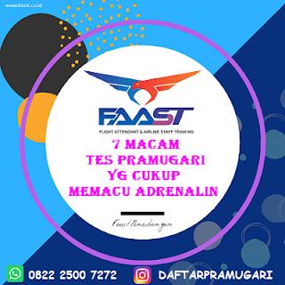 Tahap Tes Pramugari Garuda Indonesia Terbaru dan Bocoran Agar Lolos