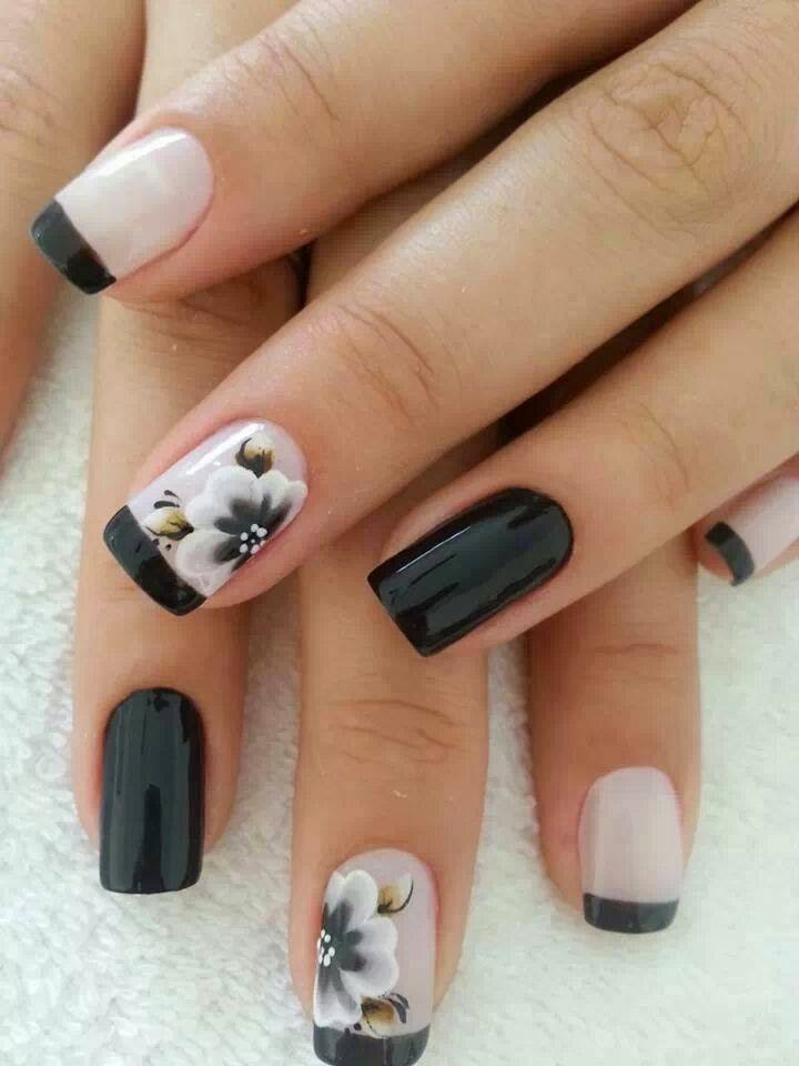 Lazy Girl Nail Art - kitharingtonweb