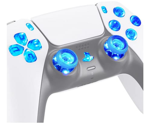 eXtremeRate Multi-Colors Buttons for PS5 Controller