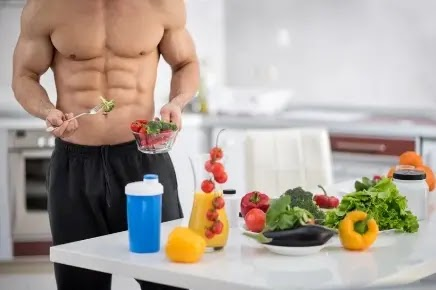 What is most important for muscle growth? Training or Diet?
