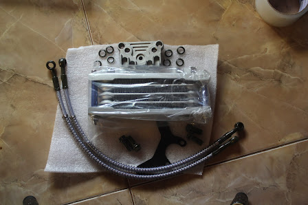 Review Oil Cooler universal Untuk Motor Honda C70 Racing - eBay