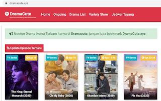 Situs Nonton Drakor Subtitle Indonesia