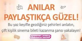 atasun sinema bileti kampanyası