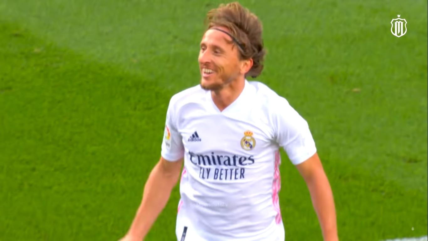 La Liga 2020/2021: Prediksi Line-Up Real Madrid Vs Eibar