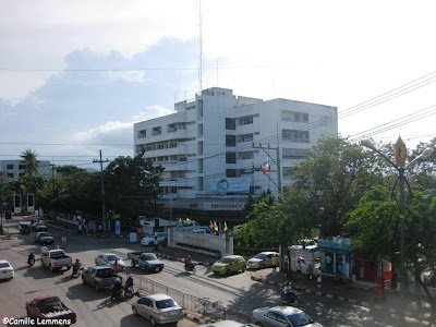 Government Hospital Surat Thani
