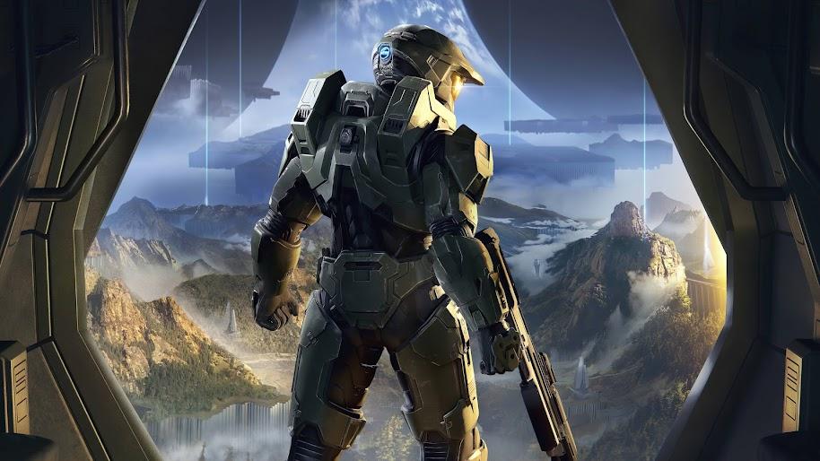 Halo Infinite Master Chief 8k Wallpaper 10