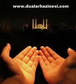 sukur duaları