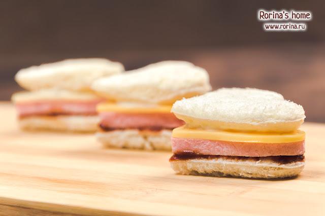 Многослойный бутерброд
