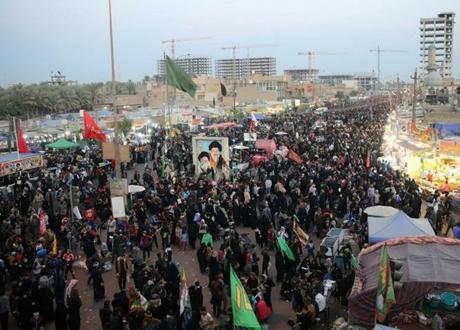 Sekitar 2,5 Juta Peziarah Iran akan Menghadiri Peringatan Arbain di Karbala