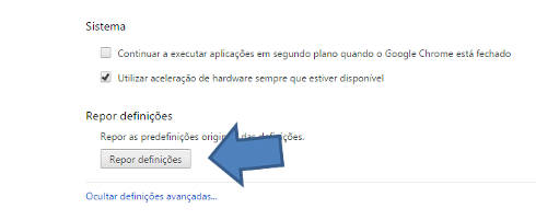 repor google chrome