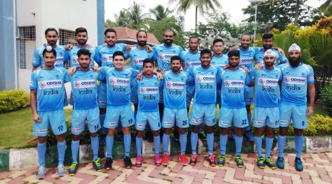 Hockey India names 18-member Indian Men's Team for Hockey Champions Trophy Breda 2018