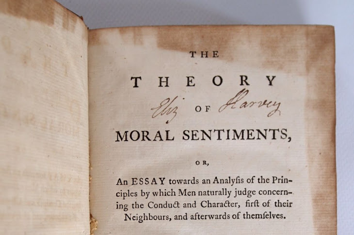 Read This: The Theory of Moral Sentiments By Adam Smith