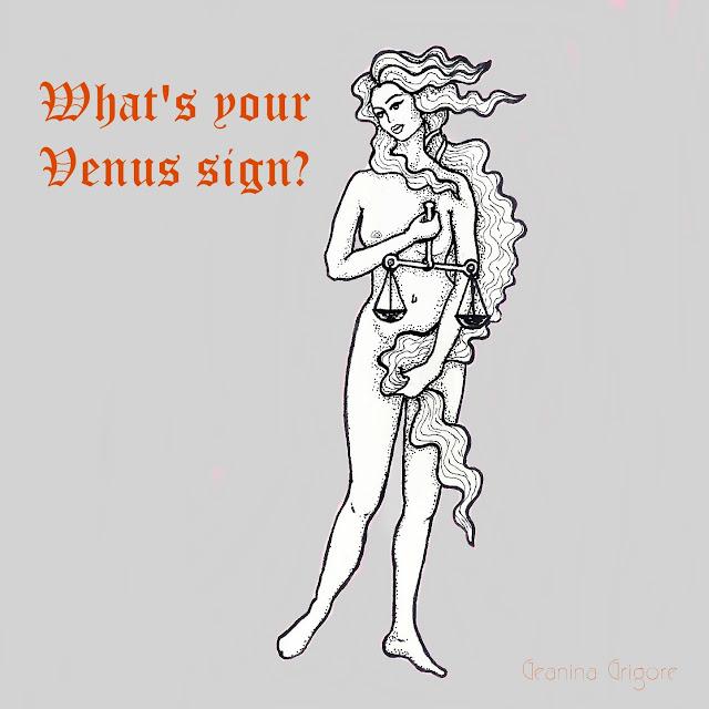 astrology venus sign