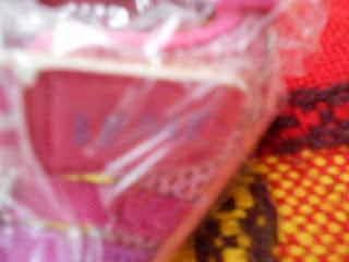 サンダル リサイクル 13センチ ピンク  アップ
