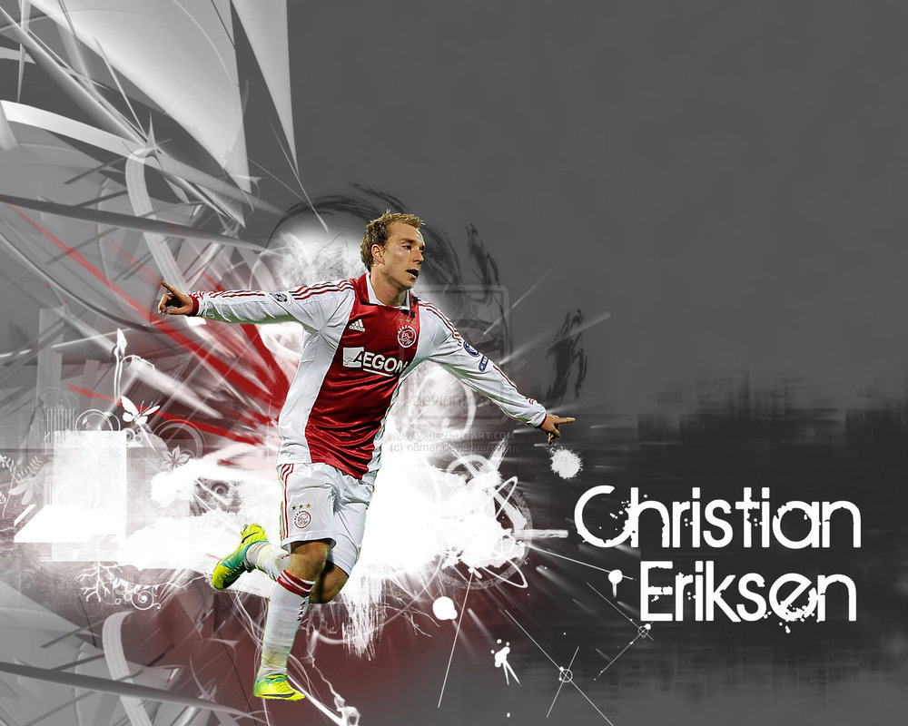 All Wallpapers Christian Eriksen