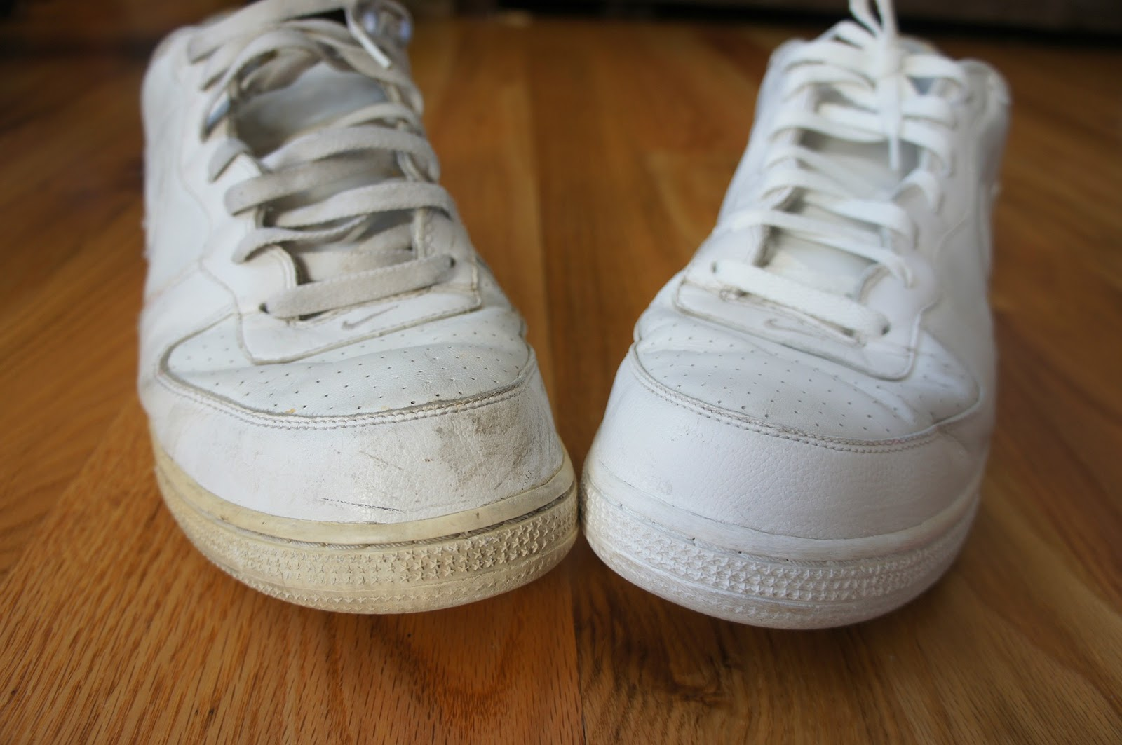 Diy How To Clean White Sneakers
