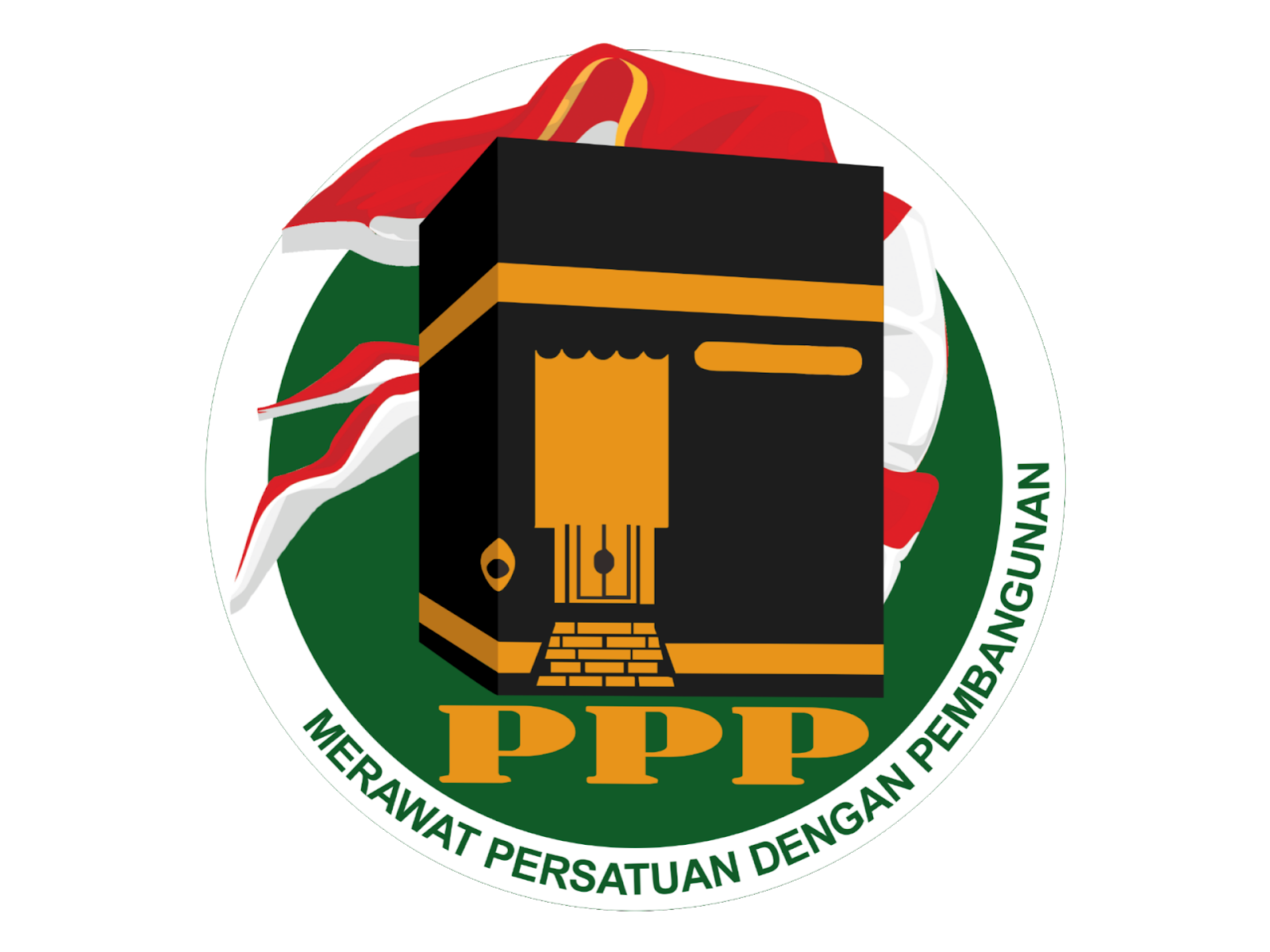 Logo PPP Terbaru Format PNG