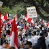 Militares protestam no Peru contra fraude nas eleições