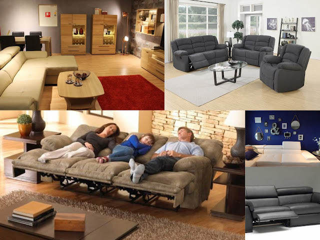 Recliner Sofa Designs - Prices And Where To Buy