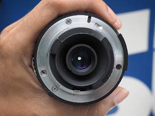 Lensa Nikon AF-D 35-80mm f4-5.6 D Second