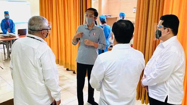3 Perkembangan Vaksin Corona yang Diungkap Jokowi