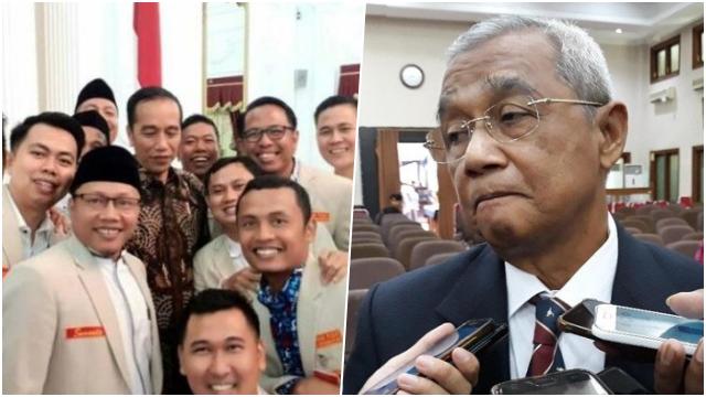 Jokowi Beri Lahan 19 Ribu Hektare untuk Muhammadiyah, Busyro Muqoddas: Politis