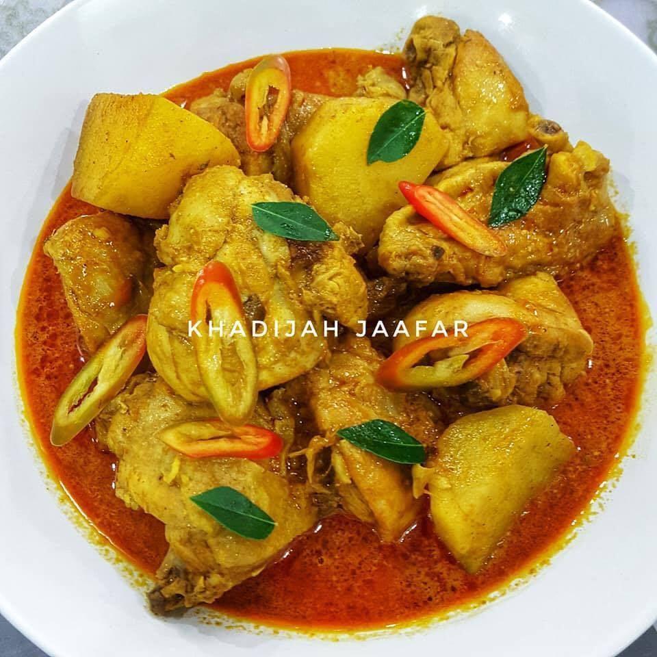 Resepi Kari Ayam
