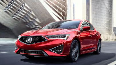 Carshighlight.com - 2021 Acura ILX Review