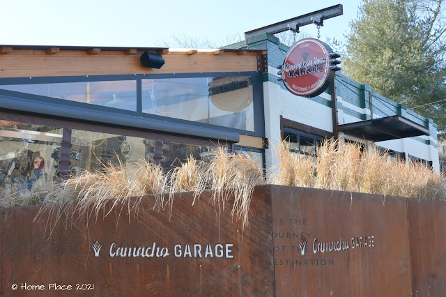 Camacho Garage on Fountain Street New Haven