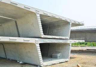 box girder sebagai salah satu beton prategang