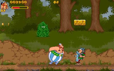 Videojuego Asterix & Obelix