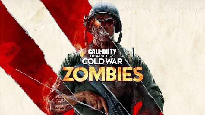 Sorteio do jogo Black Ops Cold War em uma plataforma de sua escolha