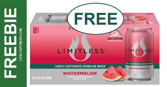 FREE Sparkling Water at CVS