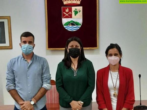 CC de Villa de Mazo pide que las obras en las calzadas respeten su valor histórico