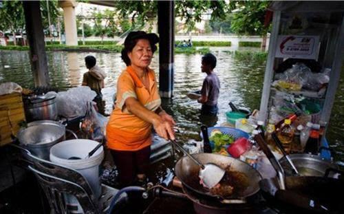 Truyền thống sắc màu bán hàng rong ở Thái Lan 10